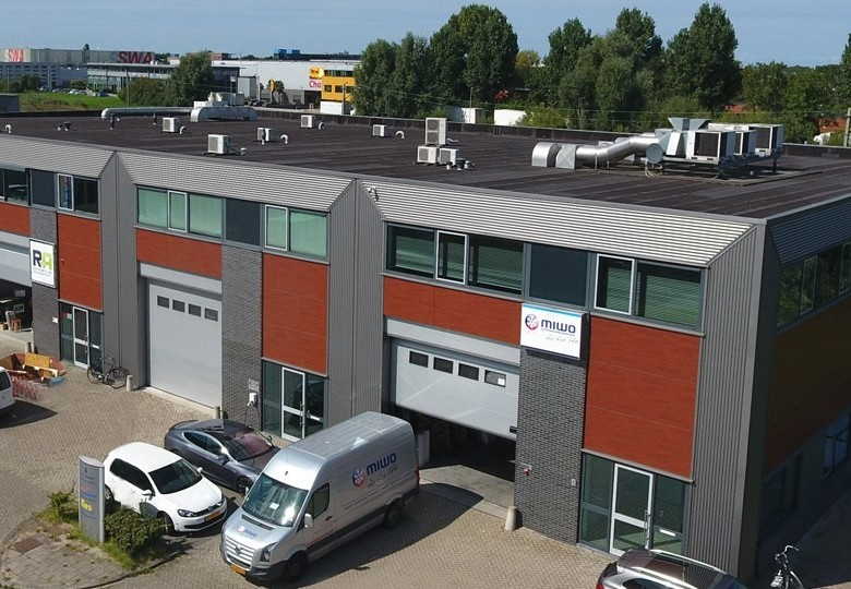 Dutch factory