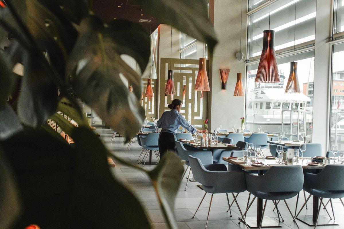 Dining Room Restaurant Reopen