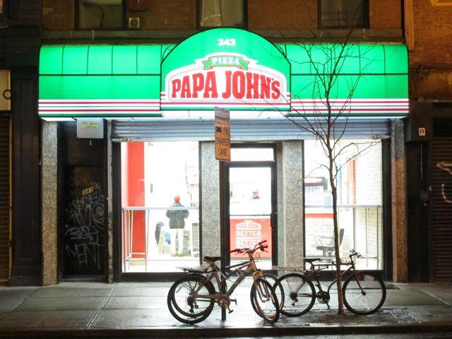 Papa John's unit