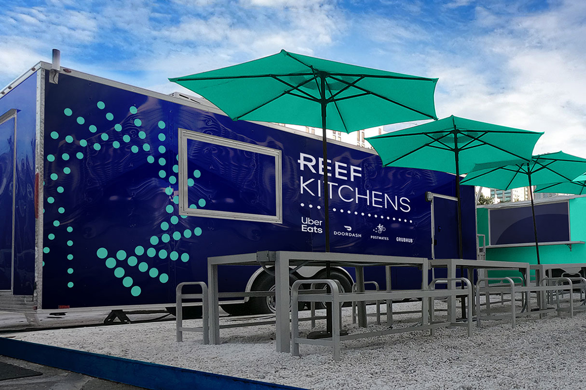 Reef Kitchens