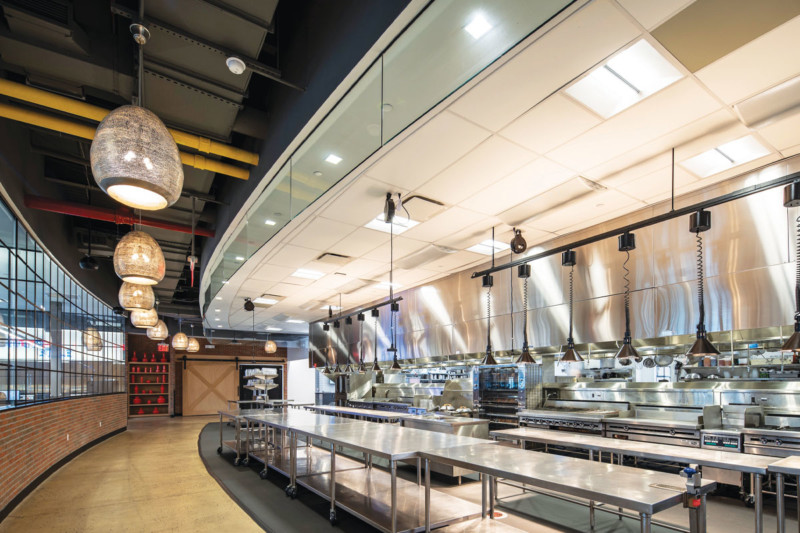 Catering by Restaurant Associations Central Kitchen
