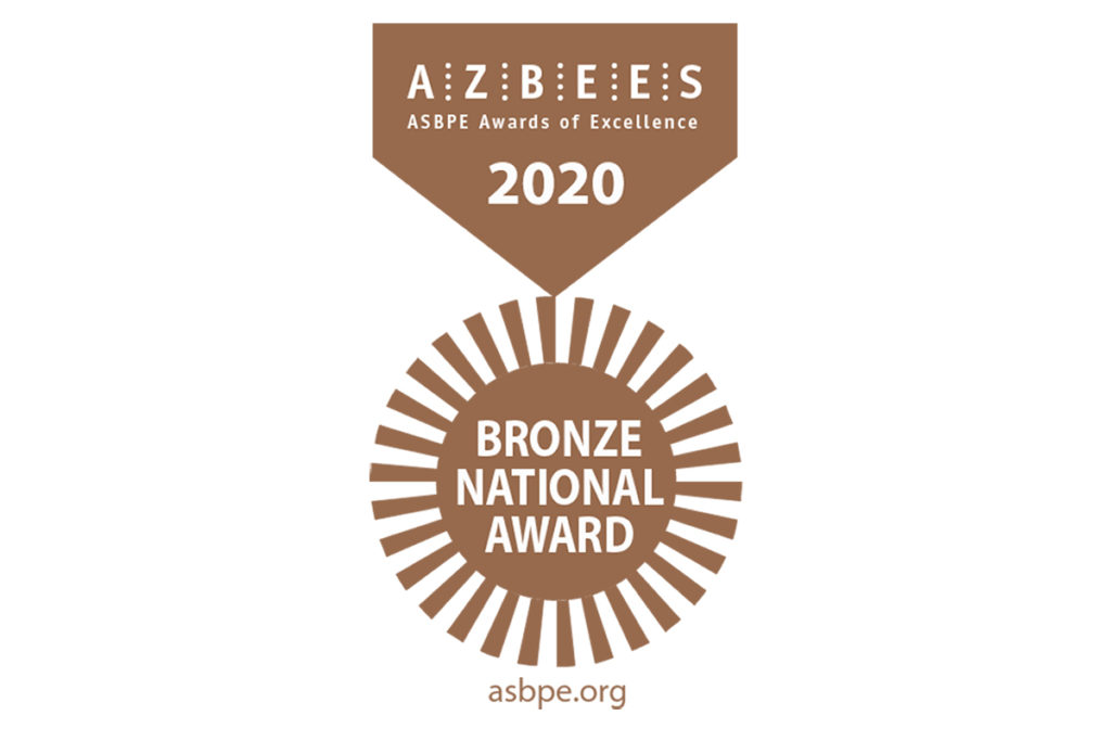 Azbees-Bronze-Award
