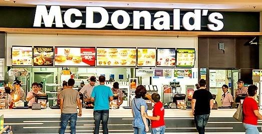 McDonalds-customers