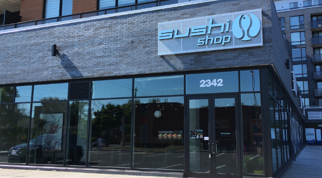 SushiShop-facade
