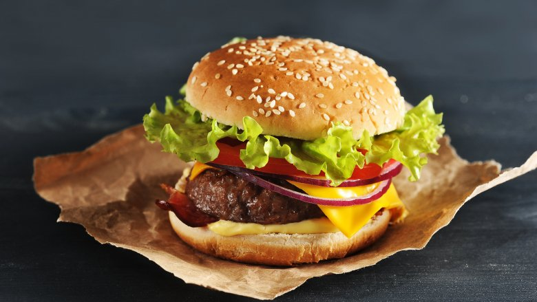 wrapped-burger