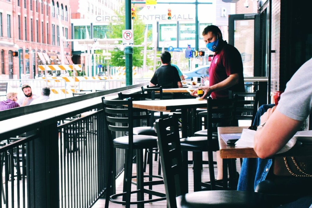 Though recent restaurant sales data is up, the industry still faces its share of pandemic-driven woes on the path to recovery.