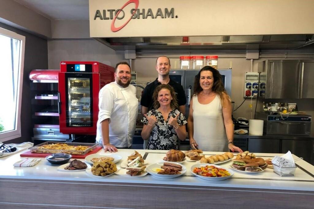 Italy Culinary Institute Alto Shaam