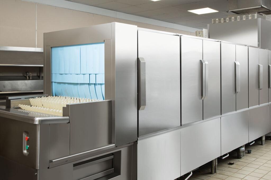 Dishwasher FT1000e Detail LoadEnd qr W
