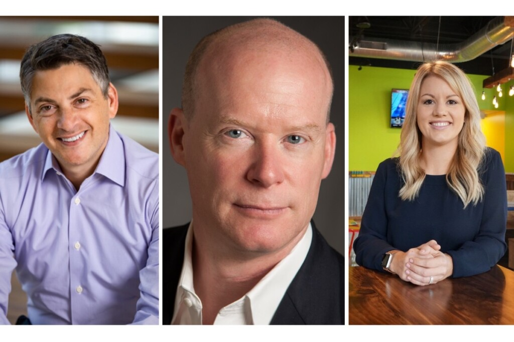 Executives from Dine Brands, Fuzzy's Taco Shop, Clyde's Restaurant Group