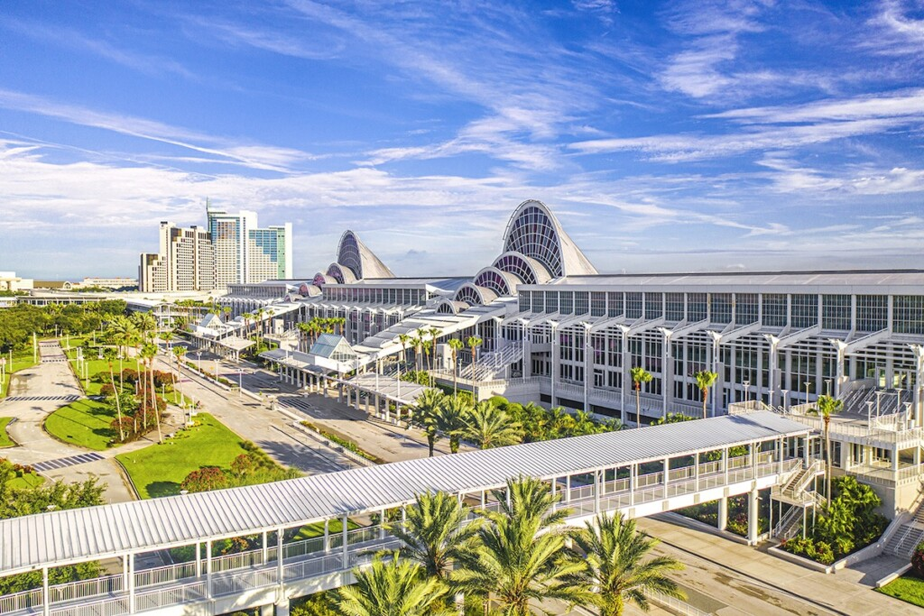Orange County Convention Center Orlando