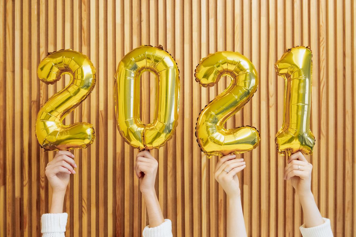 2021 Balloons