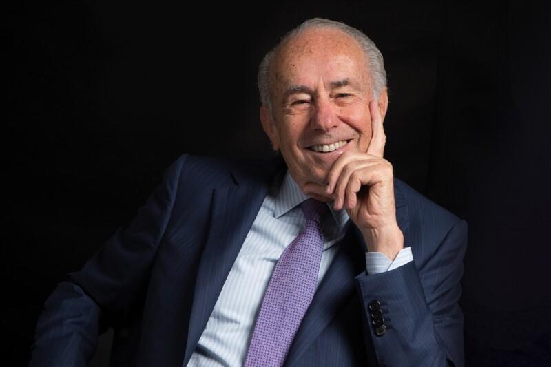 Portrait of Ali Group Founder Luciano Berti