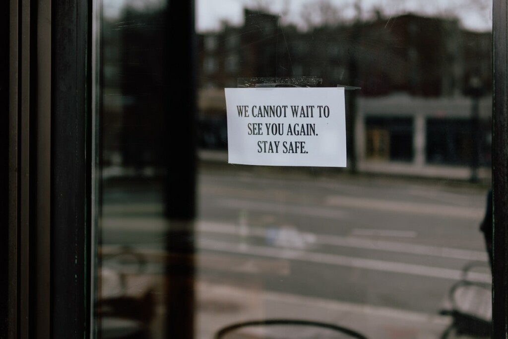 Hard-hit foodservice businesses with less than 20 locations are eligible to apply for the Restaurant Revitalization Fund. Photo by Kelly Sikkema on Unsplash