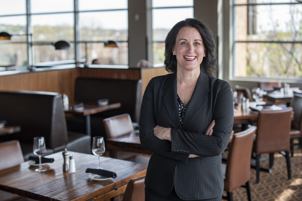 Emily Williams Knight will start in May as the National Restaurant Association's chief collaboration officer and executive vice president of industry relations. Photo Courtesy of the National Restaurant Association