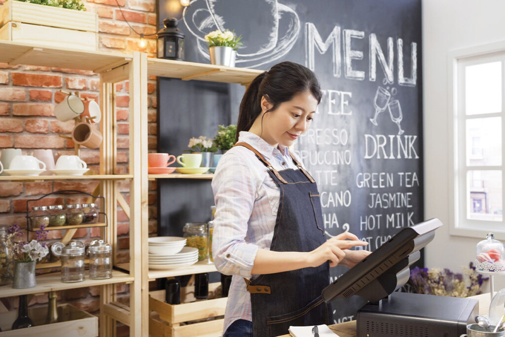 Entering an order in a POS system is just the beginning. Think about how the system will communicate with all the other production areas.