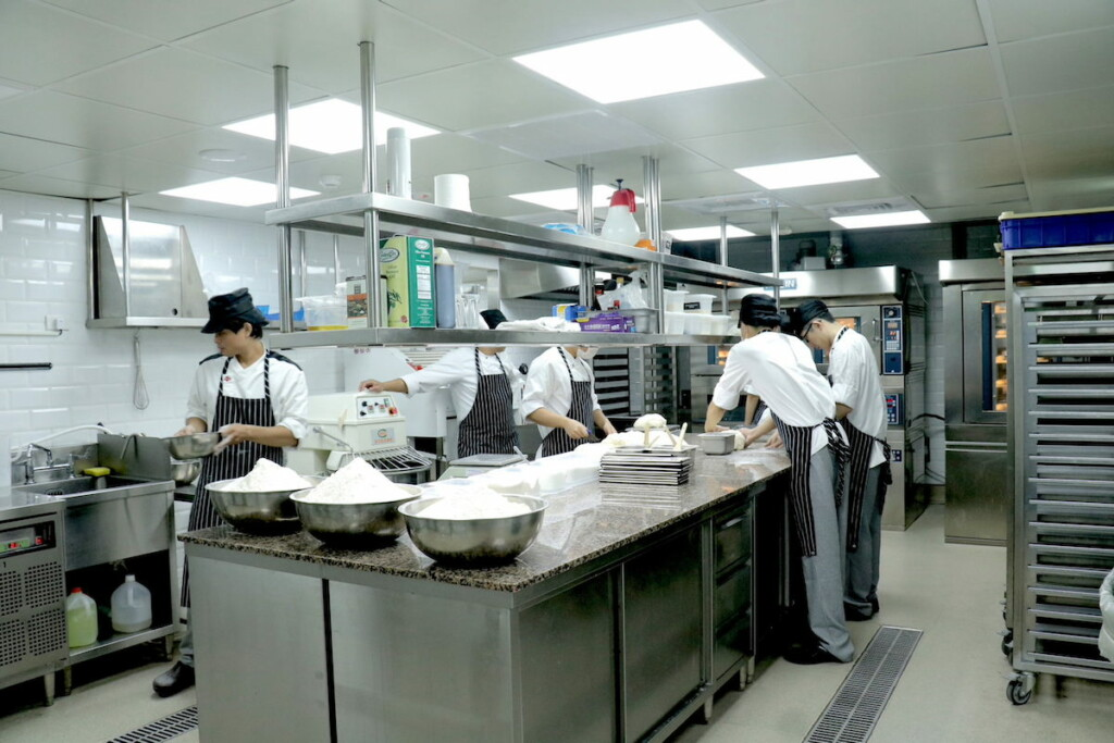 JustKitchen believes ghost kitchens are increasingly viable in today's environment. Photo Courtesy of JustKitchen.