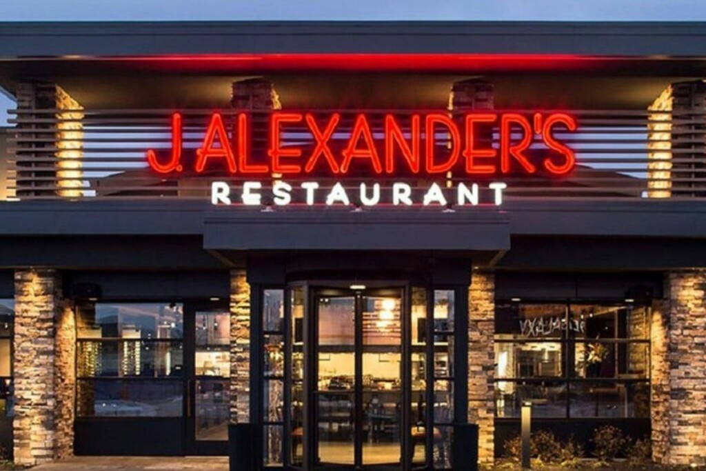 J. Alexander's, one of the restaurants owned by J. Alexander's Holdings, is part of a $220 million acquisition by SPB Hospitality. (Photo Courtesy of SPB Hospitality)