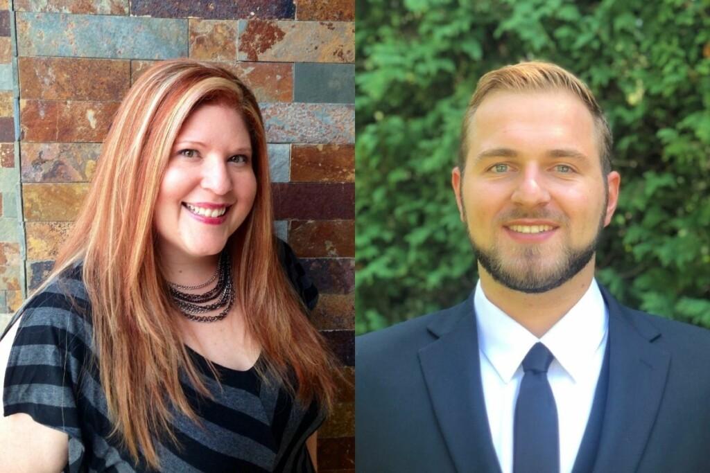 Erica Verderico and Bradley Williamson (Photos Courtesy of Winholt)