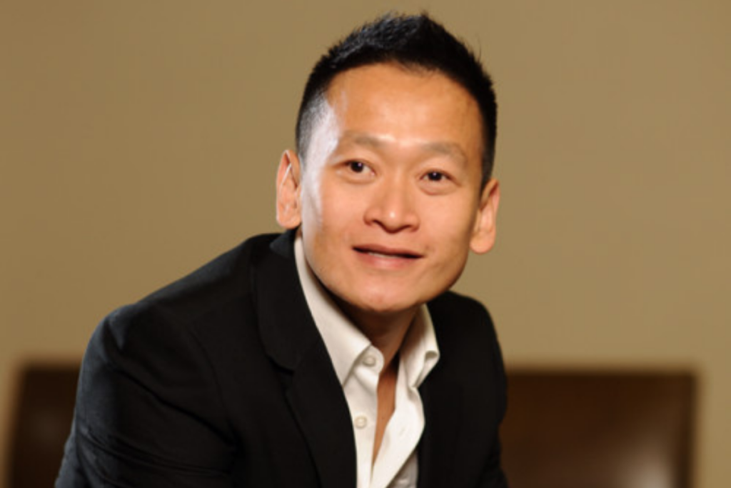 Leo Tsoi will serve as CEO of Starbucks China, effective Oct. 1. Courtesy of Tsoi's LinkedIn profile.
