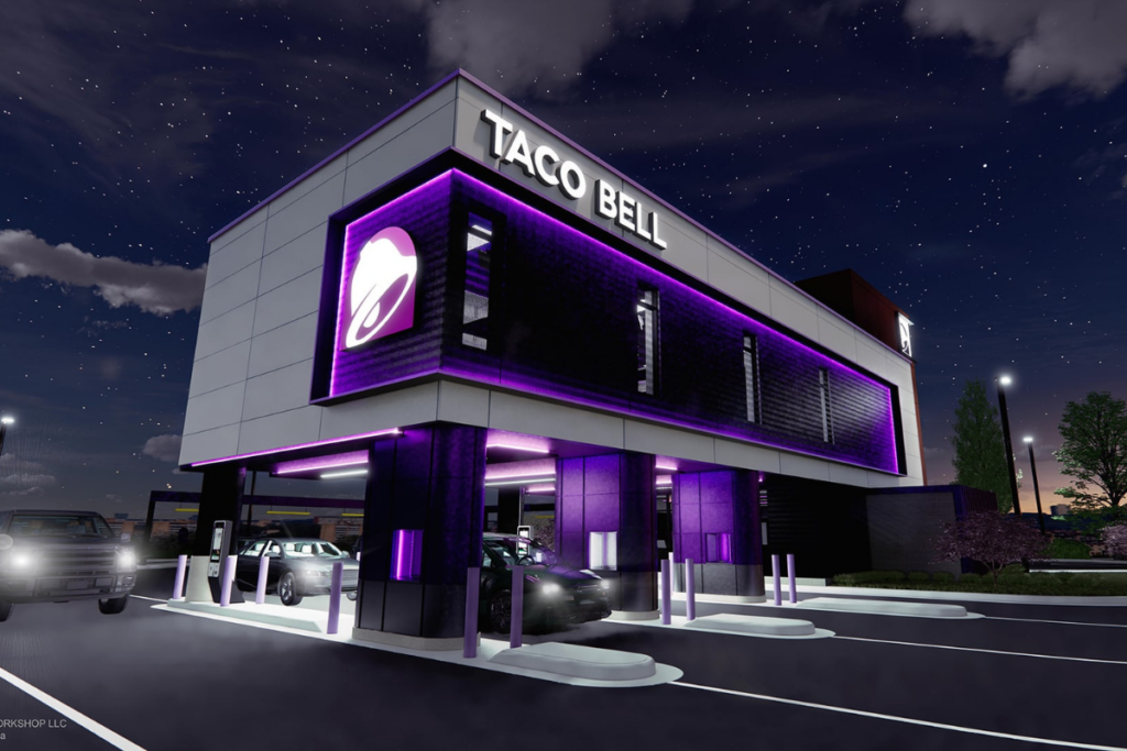Courtesy of Taco Bell.