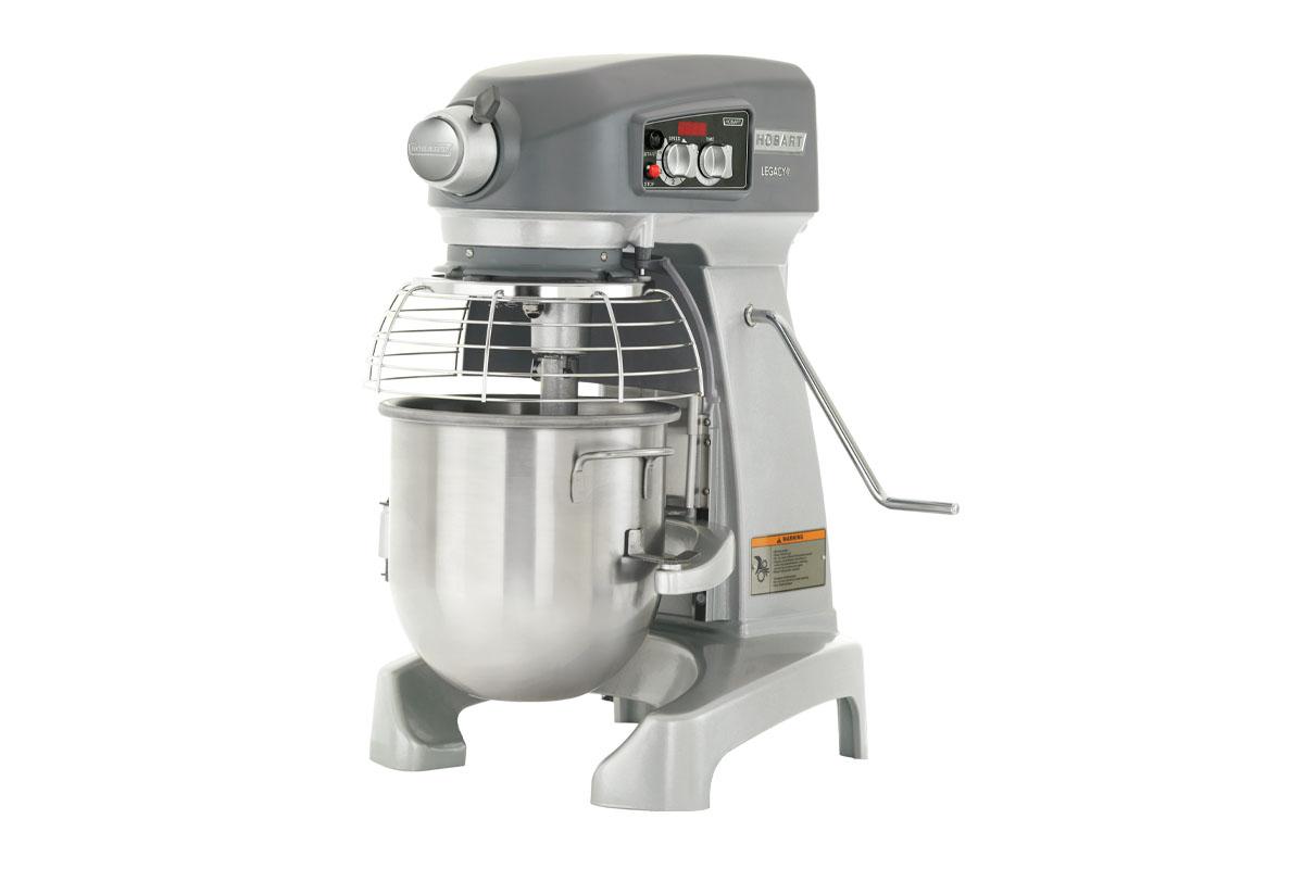 1021 Mixers GALLERY HOBART NEW Mixer HL120 Plus qr WEB