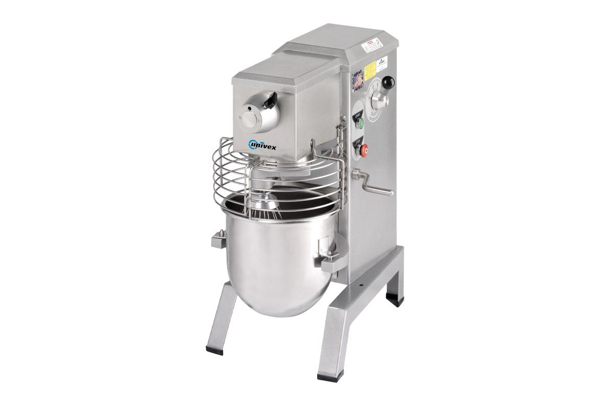 1021 Mixers GALLERY Univex SRM12WEB