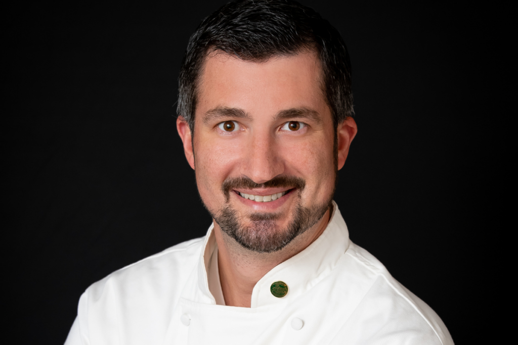 Chef Greg Stephenson